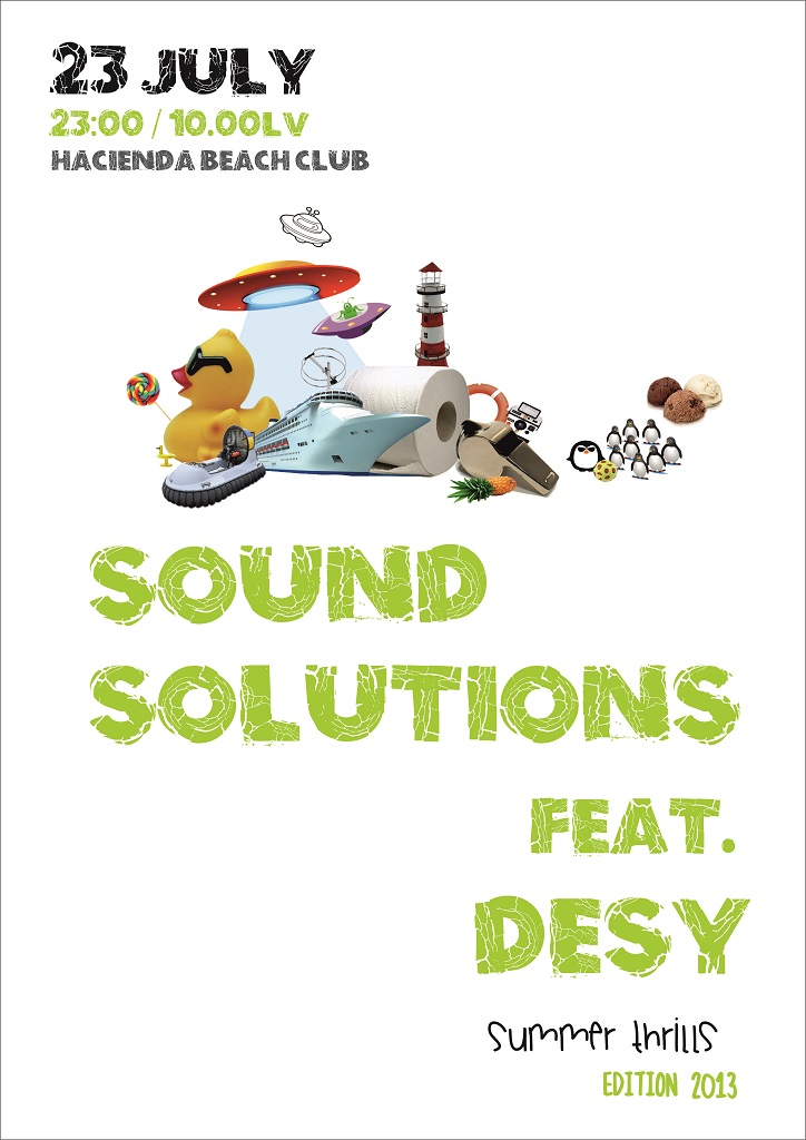 sound solution poster