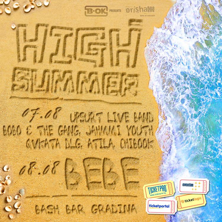 High Summer poster