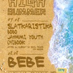 HIGH SUMMER 2014 BASH BAR