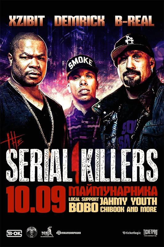 Serial Killers_poster