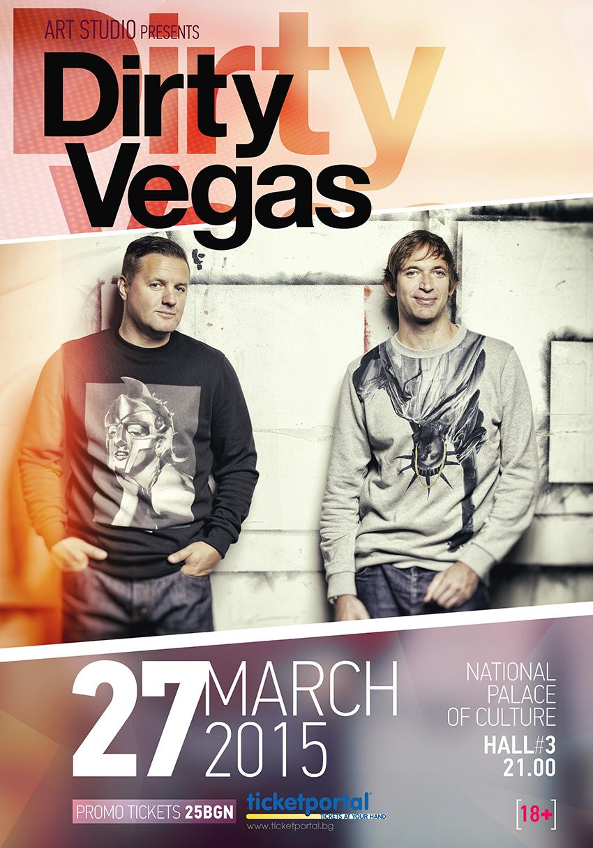 Dirty Vegas Poster