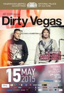 Poster Dirty Vegas_21.04.2015
